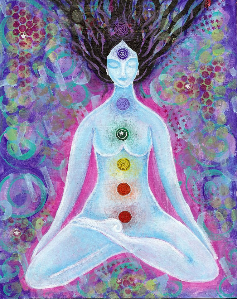Checking Out My Chakras